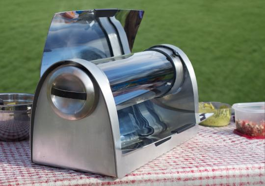 How a Solar Grill Could Change the World
