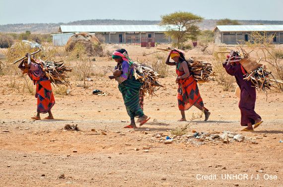 Millions of Refugees Need Access to Cleaner, More Efficient Cookstoves and Fuels