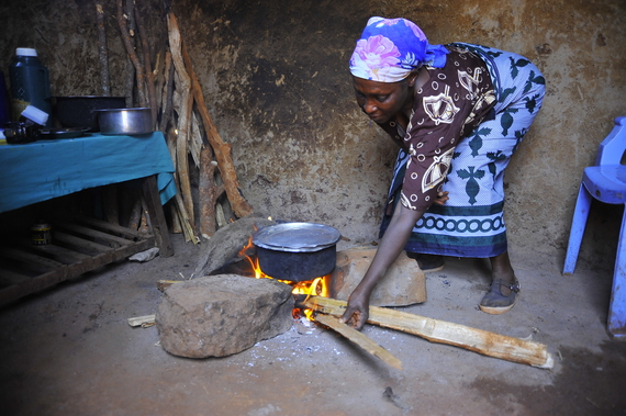Clean Cookstoves Drive Gender Equality – Huffington Post
