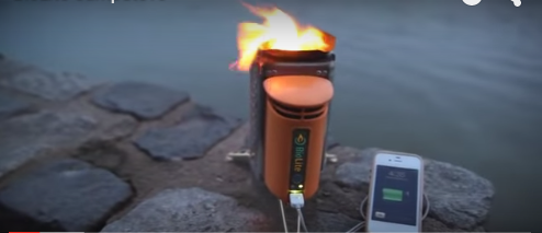 $5 million invested in stove startup
