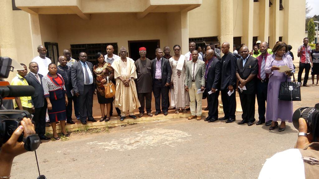 National Stove Eligibility Laboratory commissioned at NCERD, UNN!