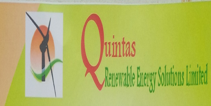 Quintas Renewable Energy Solutionis the Partner of the Month of February!