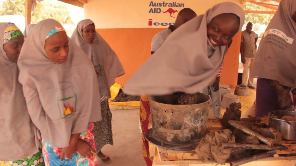 WOMEN IDPs BECOME AGENTS OF THEIR OWN CHANGE