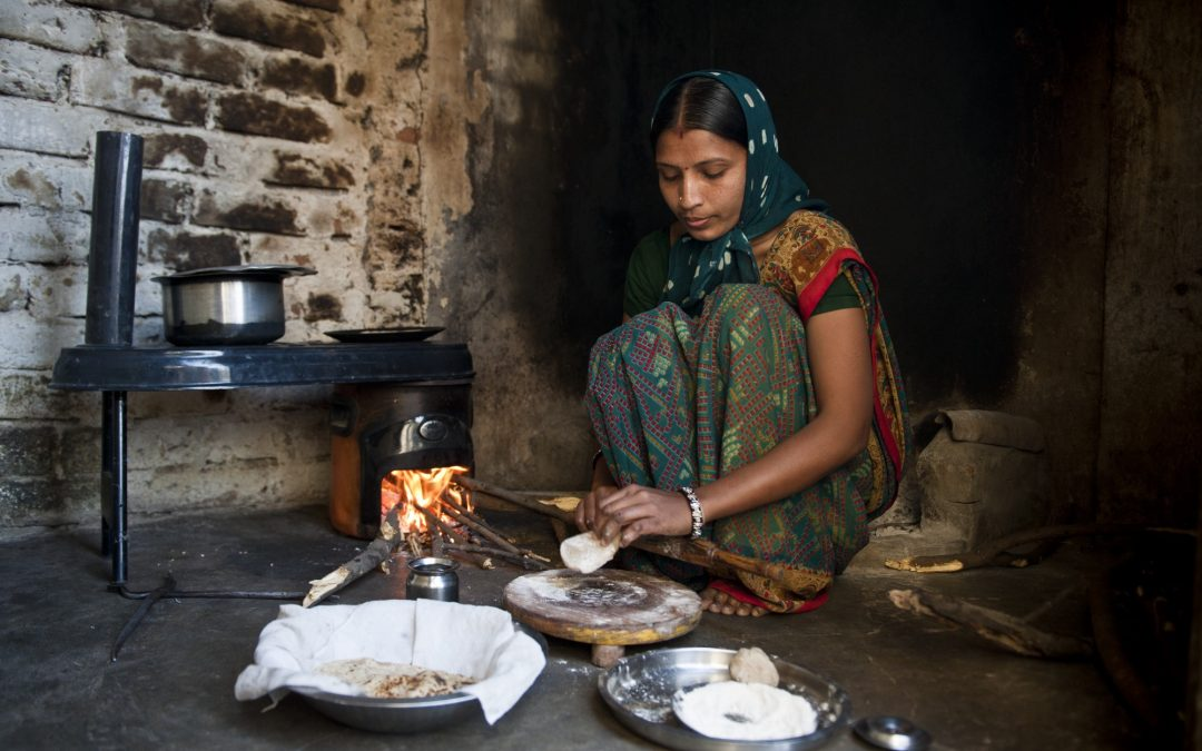 Clean Cookstoves featured on the White House blog