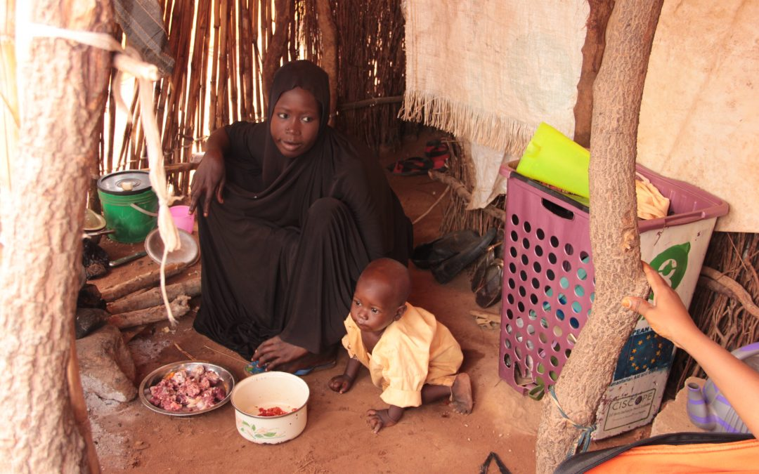 One Humanity: Safe Energy for Nigeria's IDPs