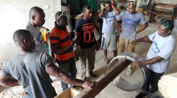 GIZ SUPPORTS STOVE MANUFACTURERS ON CLEAN COOKSTOVES PRODUCTION