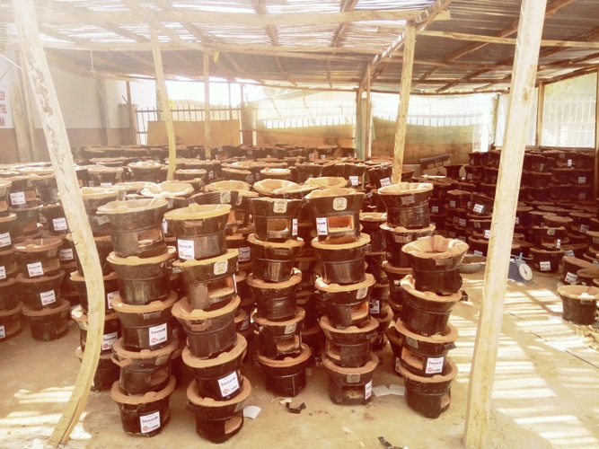Caritas boost sales of locally-made fuel-efficient wood stoves