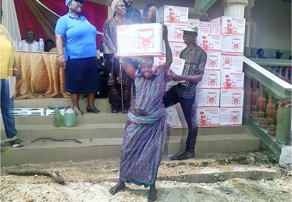 NEWMAP Commences Stove Distribution in 7 States