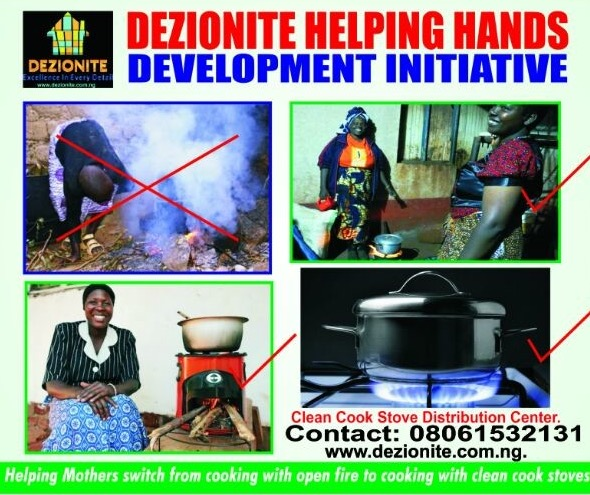 Dezionite Helping Hands Development Initiative is the Partner of the Month of June!