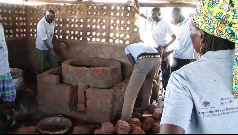 Australia Empowers IDPs in Adamawa