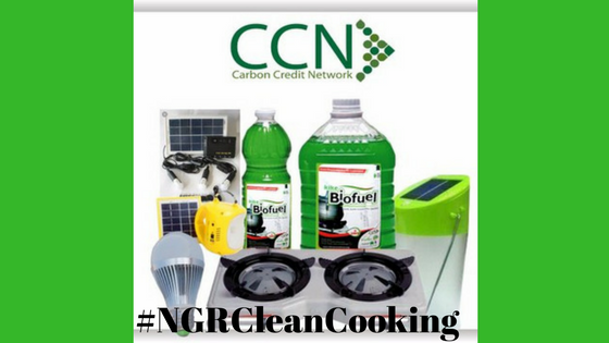 Carbon Credit Network wins the Clean Cooking Campaign Challenge!