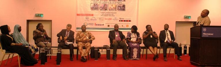 Nigeria Clean Cooking Forum 2017 in Abuja