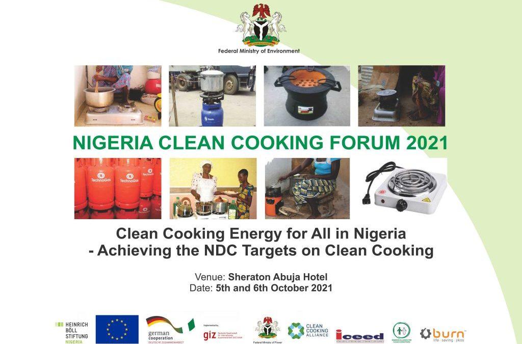 Press Statement-NIGERIA TO DEVELOP CLEAN COOKING POLICY